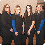 The Dental Team Of The Center For Dental Excellence