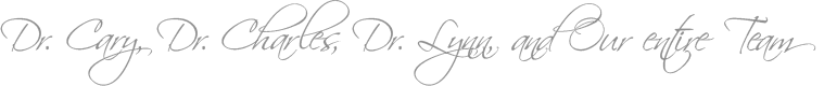 signature of floosmoor il dentist