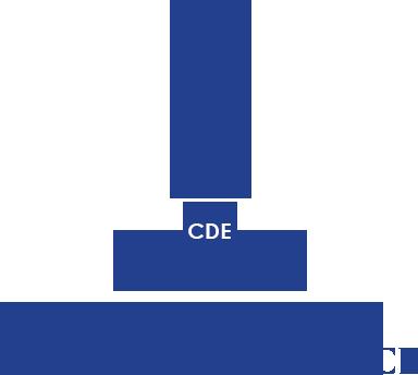 center for dental excellence logo